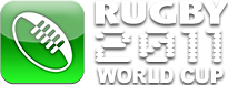 Rugby 2011 World Cup iPhone App icon